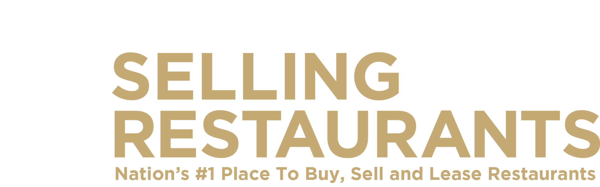 Selling Restaurants Logo
