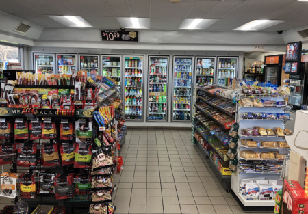 Branded Gas Station Business for Sale in Sacramento County CA