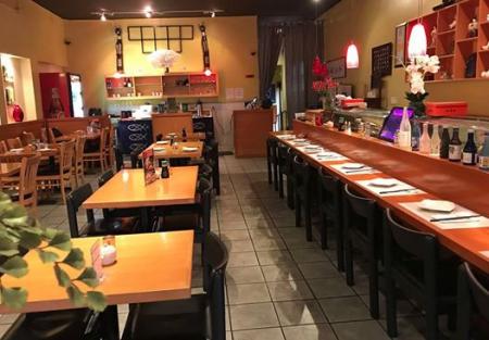 Absentee run sushi restaurant near world famous SF Fisherman Wharf