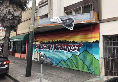Retail space for lease in San Francisco Excelsior district