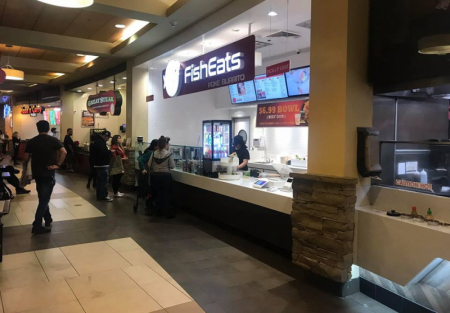 Poke restaurant in Prime location of Serramonte mall