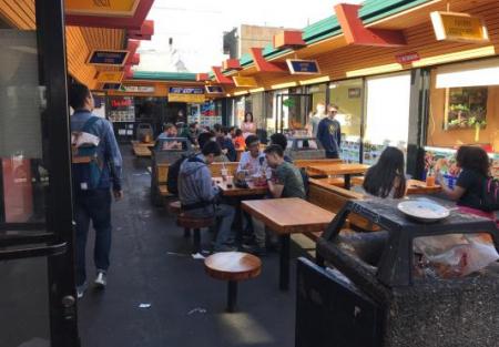 Established Asian restaurant for sale next to UC Berkeley