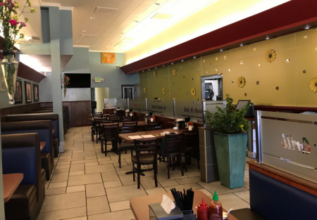 Vietnamese restaurant for sale in large shopping center in San Rafael