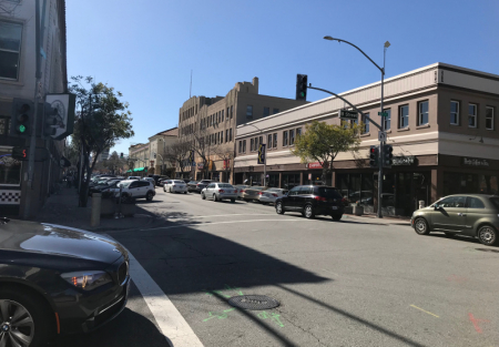 Established Hair salon business in prime Downtown San Mateo