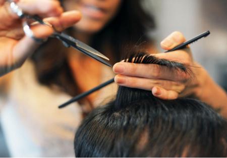Hair salon for sale in San Francisco Sunset