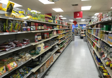 Asian market for sale in Oxnard near Port Hueneme