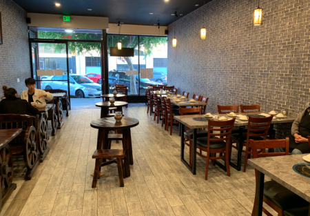 Hot pot restaurant for sale on Clement street of SF