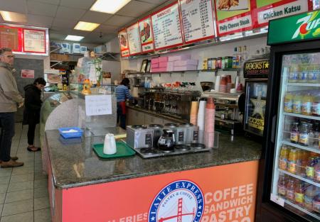 Established American restaurant/Cafe for sale in SF SOMA