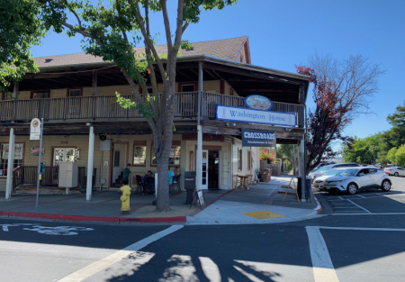 A hidden gem Deli and spice shop in historic district of Benicia