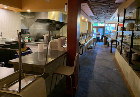 Authentic Indian inspired restaurant for sale in SF Mission