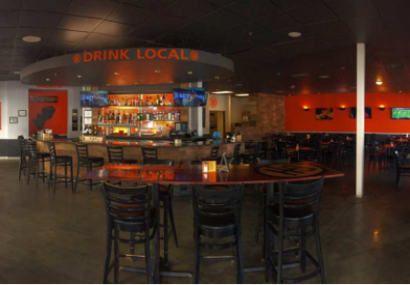 Bar & restaurant with type 47 hard liquor license in Redwood City