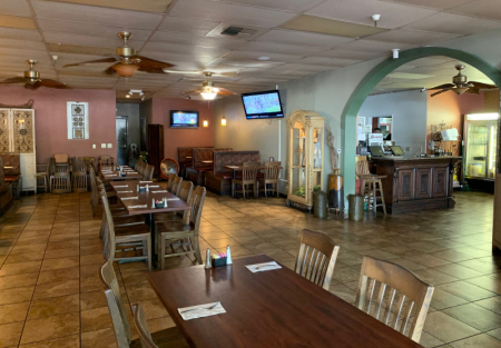 Established Mexican restaurant with type 47 hard liquor in Turlock