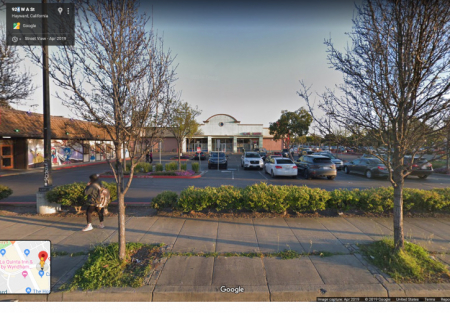 2,880 SF of Retail Space Available in Hayward, CA