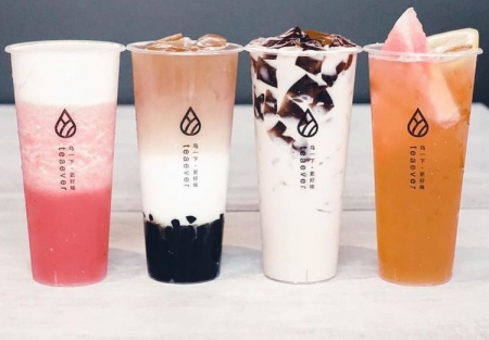 Branded Boba Tea shop for sale in Downtown Livermore