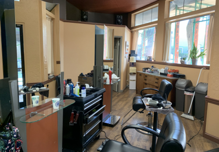 16 years Established Hair Salon in a hidden Glen Park of San Francisco