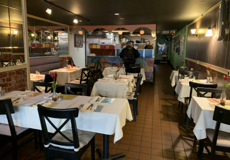Established Mexican restaurant for sale off Grand ave in Oakland