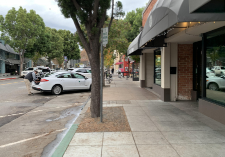 Established Dry Cleaner in upscale Downtown Palo Alto