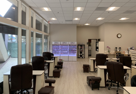 Absentee run Nail salon in upscale Encino of Los Angeles County