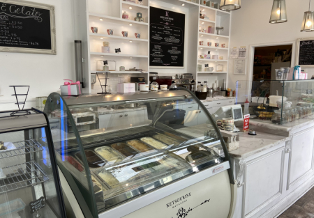 Established Macaron, Boba tea and coffee shop for sale in Daly City