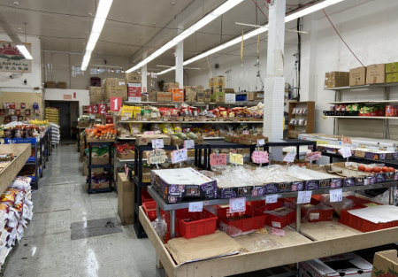 Super high volume Asian grocery store for sale in SF on Clement street