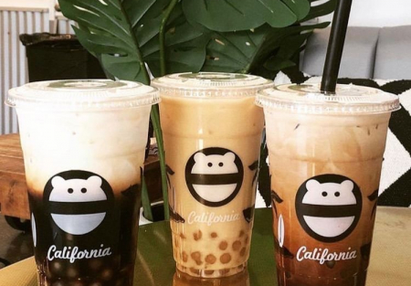 Prime bustling Branded Boba Tea shop for sale in San Jose Mall
