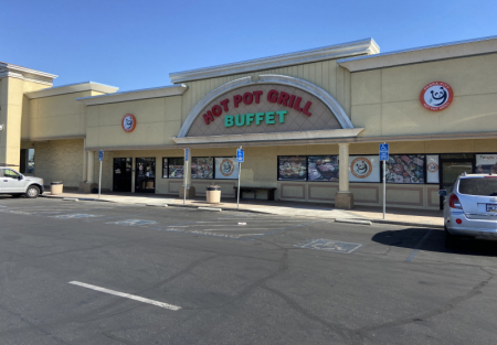 10,000 sq ft Hot pot/grill and buffet restaurant in Clovis
