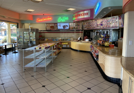 Branded Sandwiches/Cafe for sale in Hayward Shopping plaza