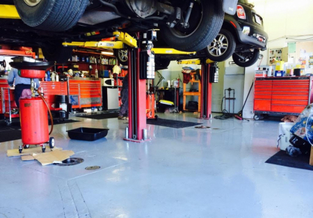 Full service and Profitable auto repair shop in Newark