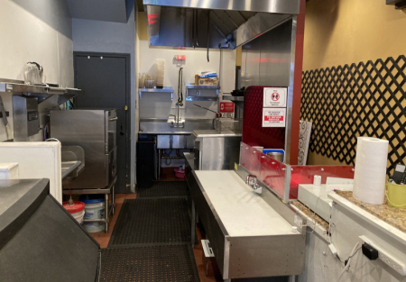 Upgraded Restaurant for sale in Lower Nob Hill of SF