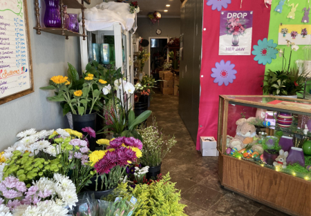 5 stars Yelp review Floral shop for sale in San Mateo