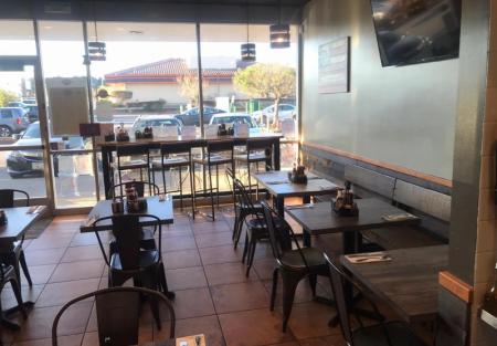 Mediterranean restaurant for sale in Half Moon bay near Dunkins
