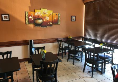 Thai restaurant for sale in San Jose Almaden neighborhood