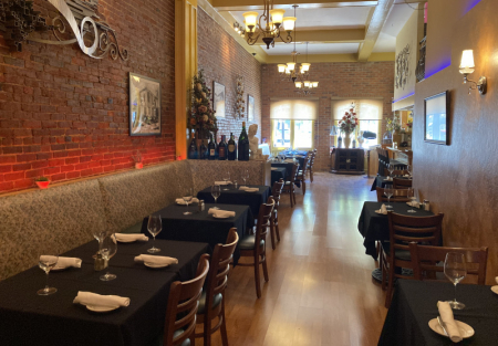 Restaurant with real estate for sale in Downtown Suisun City