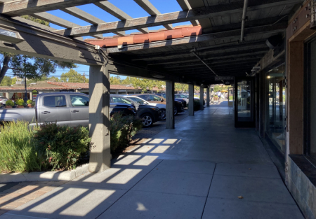 33 years + Dry cleaner business for sale in Palo Alto shopping center