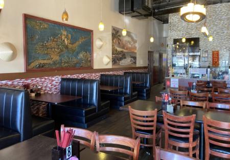 Authentic Vietnamese restaurant for sale in Salinas near Walmart, MOD